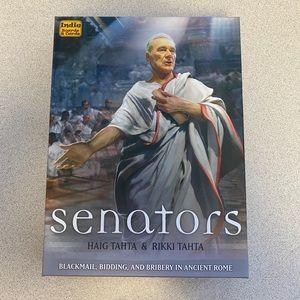 Senators Board Game - Never Played Opened Box